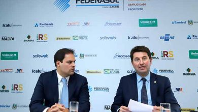 paulo e jeronimo 390x220 - MP da Liberdade Econômica foi pauta na Federasul