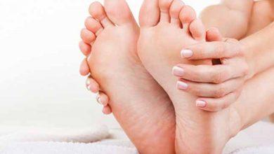 Photo of Pés saudáveis começam com uma boa higiene