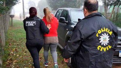 policviam 390x220 - Operação policial combate o tráfico de drogas em Viamão