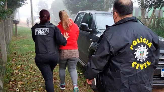 policviam - Operação policial combate o tráfico de drogas em Viamão