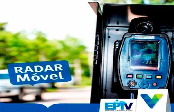 radar móvel viamao - Viamão: confira onde estará o radar móvel de 12 a 16 de agosto