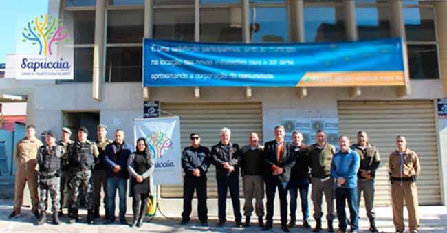 sapucBRIGADA - Sapucaia do Sul: prefeitura entrega chaves do novo prédio para BM