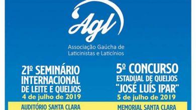 seminqueij 390x220 - 21º Seminário Internacional de Queijos e Leite acontece amanhã em Carlos Barbosa