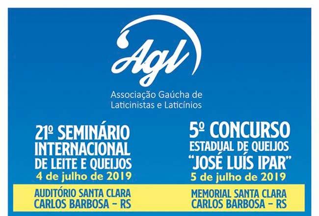 seminqueij - 21º Seminário Internacional de Queijos e Leite acontece amanhã em Carlos Barbosa