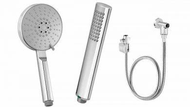 tigre metais 390x220 - Tigre Metais apresenta novas duchas manuais e desviador para chuveiros