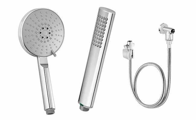 tigre metais - Tigre Metais apresenta novas duchas manuais e desviador para chuveiros