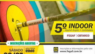 tiro indoor cachoe 390x220 - Competição de Tiro com Arco Indoor neste sábado em Cachoeirinha