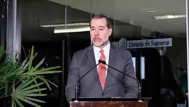 toffoli - Toffoli diz que ministros do STF aguentam crítica e pressão