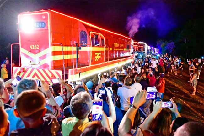 trem missoes - Santo Ângelo inicia venda de passagens para o Trem das Missões