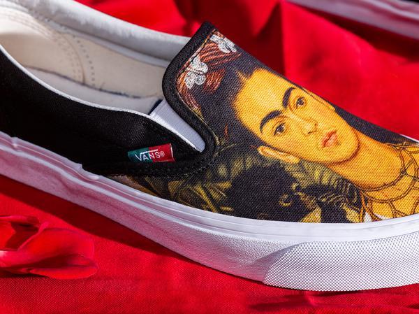vault ogslip onlx fridakahlo - Vault by Vans lança coleção em homenagem à Frida Kahlo