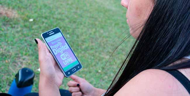 wifsli - Wi-Fi gratuito em mais praças de São Leopoldo
