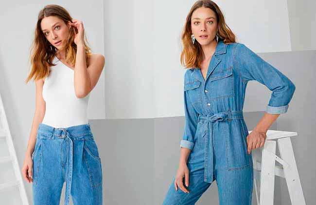 AMARO campanha jeans 3 - AMARO apresenta coleção Jeans