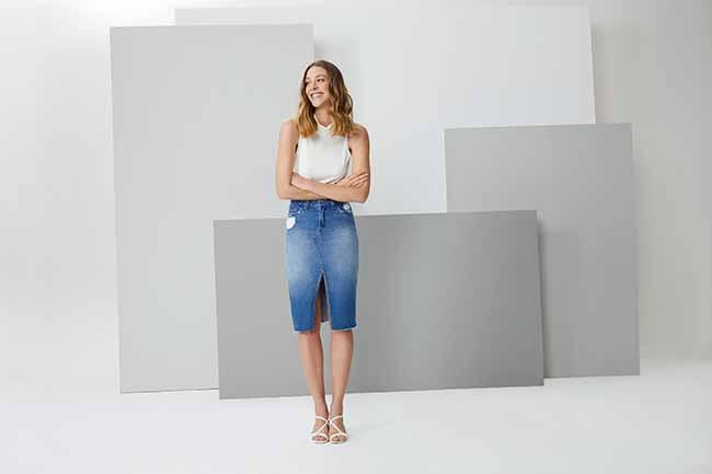 AMARO campanha jeans 5 - AMARO apresenta coleção Jeans