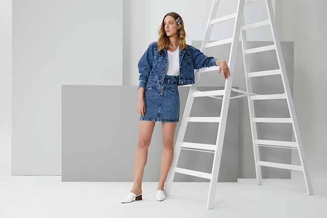 AMARO campanha jeans 6 - AMARO apresenta coleção Jeans
