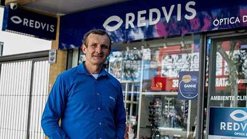 Andre Blume presidente da REDVIS - Centrais de Negócios ampliam atuação na região metropolitana de Porto Alegre