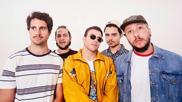 Banda Lagum na Shed - Banda mineira Lagum se apresenta na Shed, em Balneário Camboriú