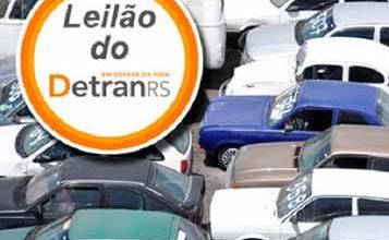 Photo of Amanhã tem leilão do DetranRS em Porto Alegre