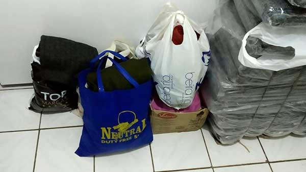 Doações Parceiros Voluntários 4 - Unidade Parceiros Voluntários São Leopoldo celebra doações
