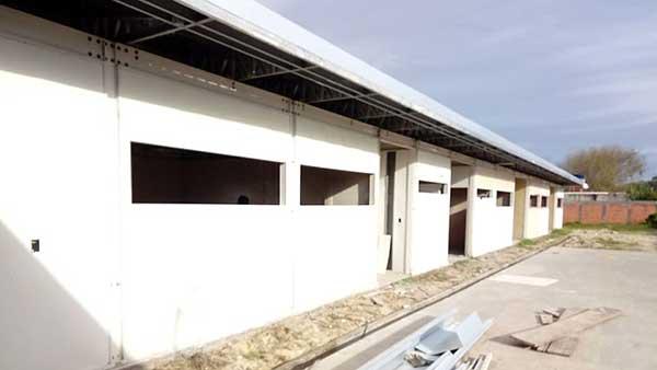 EMEI Tramandaí - Nova escola no Parque dos Presidentes abrigará 250 alunos em Tramandaí