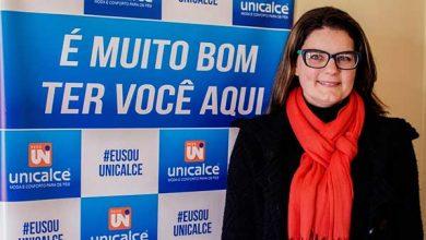 Elenice Neuvald Presidente da UNICALCE 390x220 - Centrais de Negócios ampliam atuação na região metropolitana de Porto Alegre