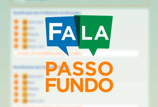 Fala Passo Fundo - Sábado é dia de Fala Passo Fundo