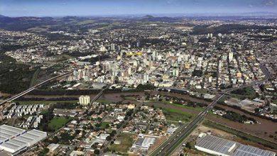 Foto aérea de São Leopoldo RS 390x220 - Desenvolvimento econômico de São Leopoldo é o destaque do Boletim da ACIST-SL