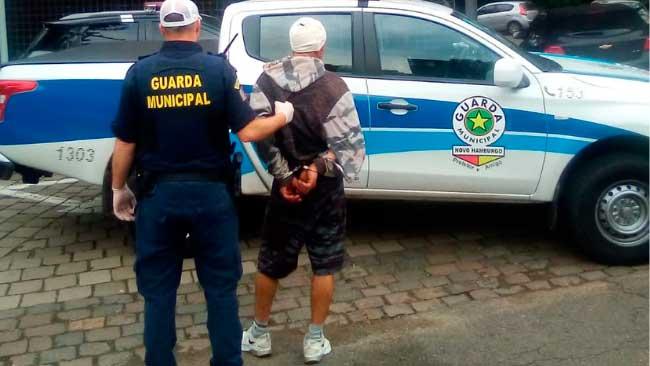 GM PMNH Guarda Municipal - Guarda Municipal recupera Corcel furtado em Novo Hamburgo