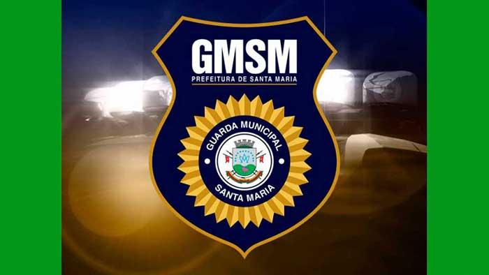 Guarda Municipal Santa Maria - Guarda Municipal impede assalto e socorre vítima no Calçadão de Santa Maria