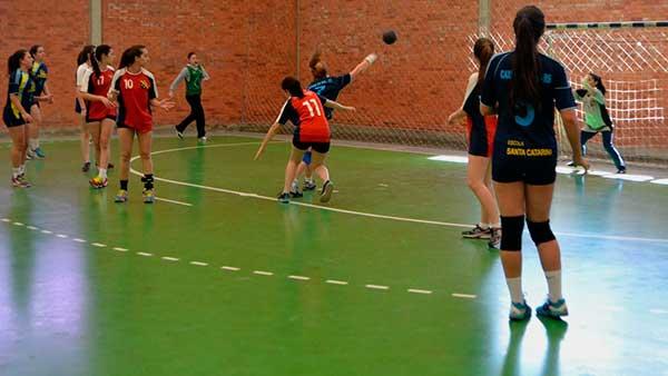 Jogos Escolares de Handebol da Smel - Jogos Escolares de Handebol da Smel iniciam nesta quarta-feira em Caxias