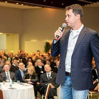 Julio Cesar Trajano Rodrigues crédito Carlos Ferrari - 29º Congresso Movergs abordou momento das indústrias e do País