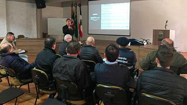 Lajeado segurança pública projetos - Lajeado apresenta projetos para lideranças da Serra gaúcha