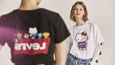 Levis x Hello Kitty 1 390x220 - Hello Kitty dá um toque fofo nos Clássicos Levi's