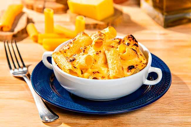 MacnCheese - Aprenda a fazer Mac'n'Cheese