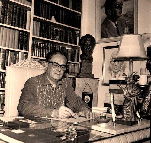 Manoelito de Ornellas Divulgação BPE 1 - Biblioteca Pública do Estado sedia painel 'Manoelito de Ornellas – 50 Anos Depois'