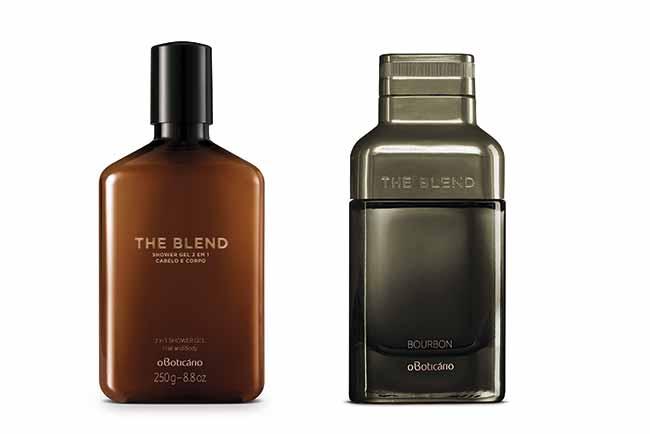 O Boticário The Blend Bourbon EDP R 22990 - O Boticário lança a nova marca de perfumaria masculina The Blend