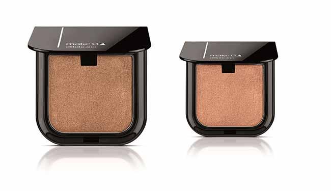 O Boticário  Make B. Iluminador Bronze R�5990  - Make B. lança novos tons do iluminador