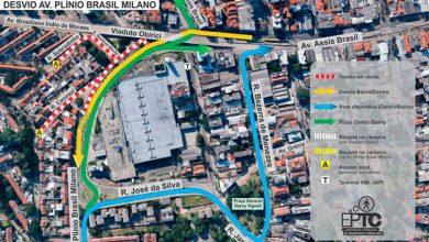 Photo of Porto Alegre: Passo d'Areia terá alteração de trânsito a partir desta segunda
