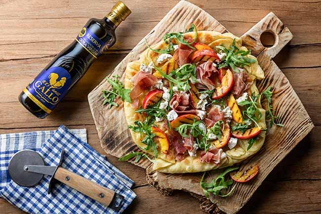 Pizza Grelhada 2 - Pizza Grelhada