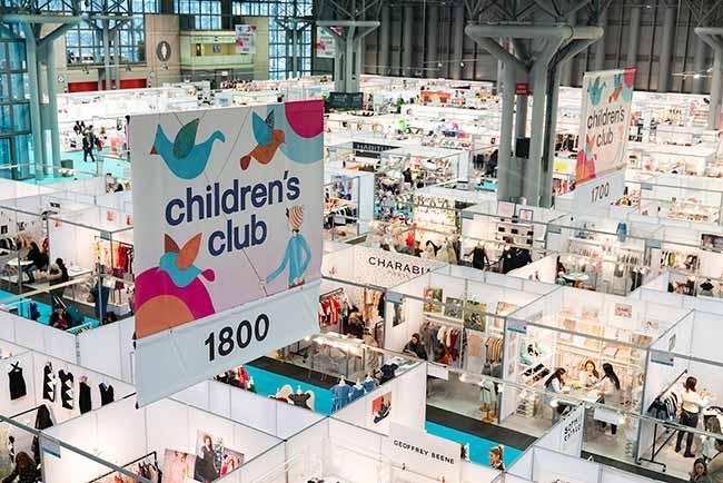 Playtime e Children's Club - Marcas brasileiras participam de feiras de moda infantil nos EUA