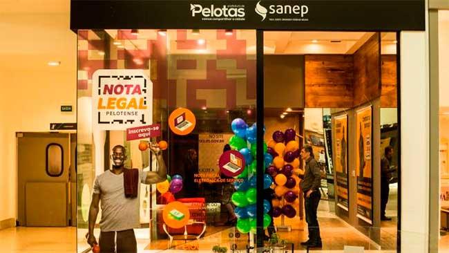 Prefeitura leva serviço e informação ao Shopping Pelotas 1 - Prefeitura leva serviço e informação ao Shopping Pelotas