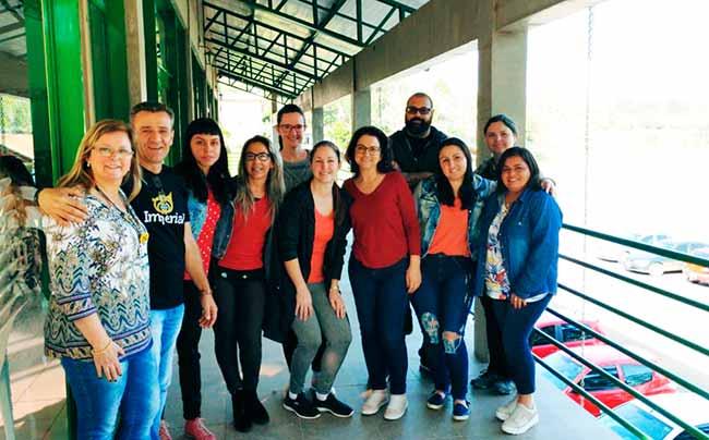 Profissionais da educação participaram do curso de Primeiros Socorros6  2 - Professores participaram de curso de Primeiros Socorros em Dois Irmãos