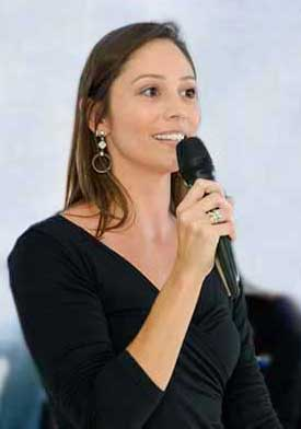 Secretaria Municipal do Turismo de Caxias de Sul Renata Carraro 2 - Caxias do Sul encaminha inclusão do município na Região das Hortênsias