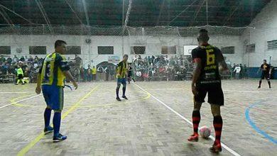 Photo of Tapes assistiu a segunda rodada do citadino de futsal