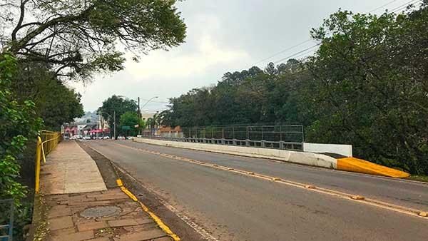 Viaduto sobre a ERS 130 em Lajeado RS - Lajeado ganha financiamento de R$ 19 milhões para obras de mobilidade urbana