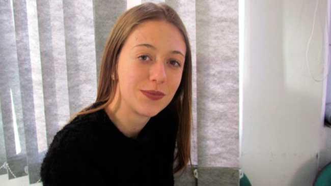 Victoria Catherine Lubenov - Estudante da oficina de audiovisual de Novo Hamburgo quer ser jornalista