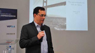 Volnei Garcia consultor da CEDEM 1 bx 390x220 - São Leopoldo: Volnei Garcia fala na ACIST-SL sobre os exemplos do Vale Silício