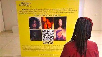 ZaPretas divulgação CHC Santa Casa 1 390x220 - Santa Casa recebe exposição ZaPretas, a mulher negra no Brasil