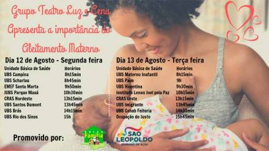 Photo of Agosto Dourado tem programação especial em São Leopoldo