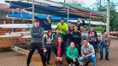 aleca sl 390x220 - Canoagem de São Leopoldo participa de campeonato em Brasília