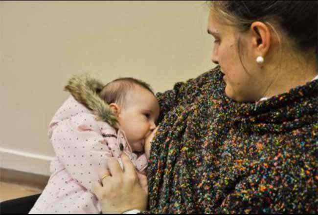 aleit - Hospital Presidente Vargas incentiva aleitamento materno em Porto Alegre